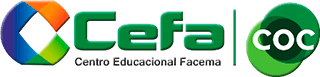 Logo do cefa coc